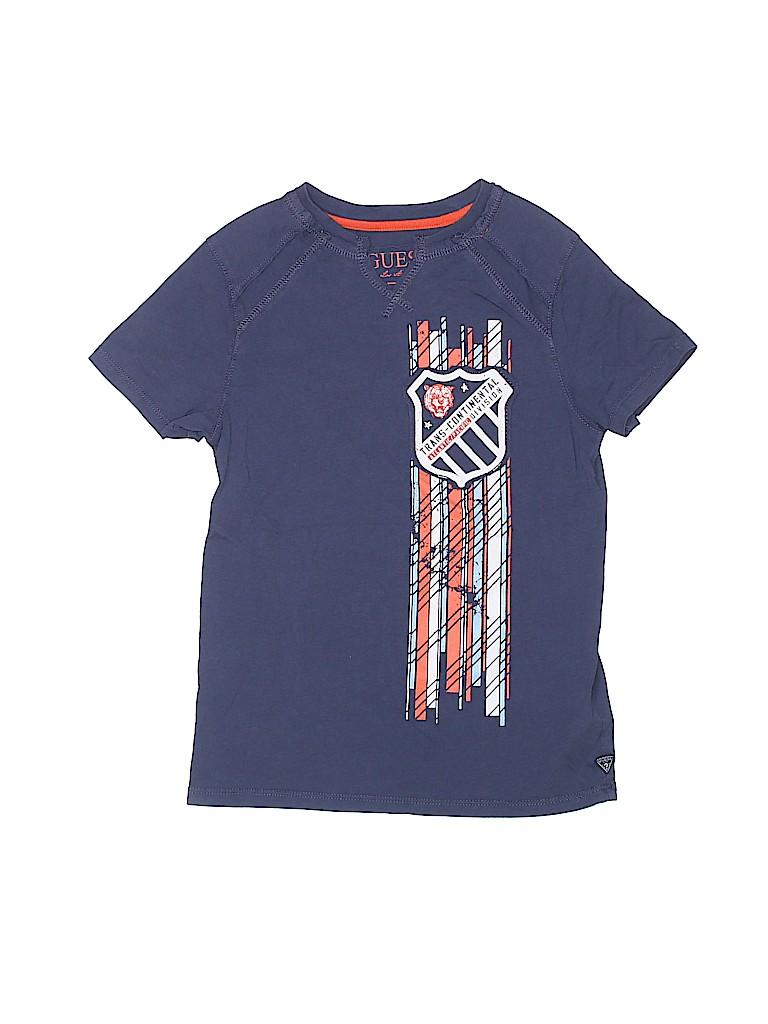 Guess Boys Short Sleeve T-Shirt Size 7