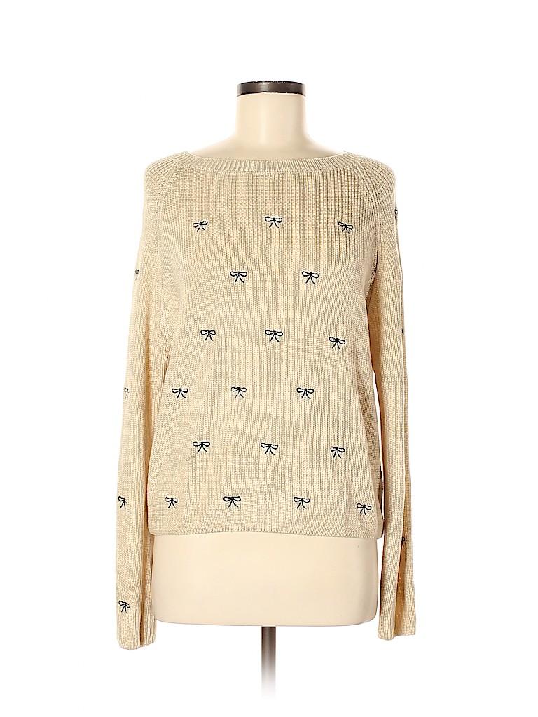 Papaya Women Pullover Sweater Size M