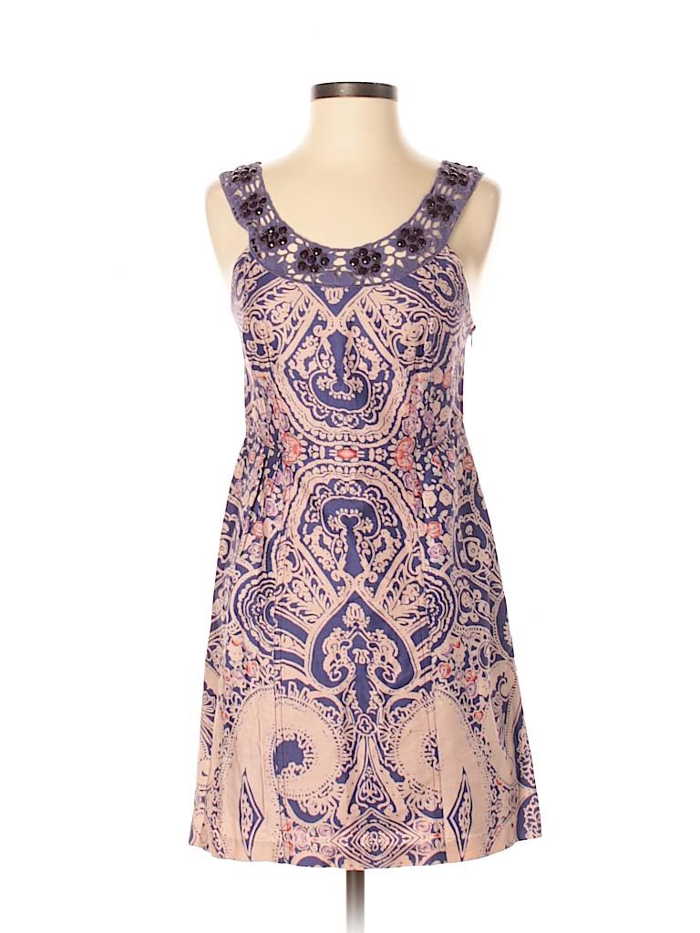 Free People Women Casual Dress Size S