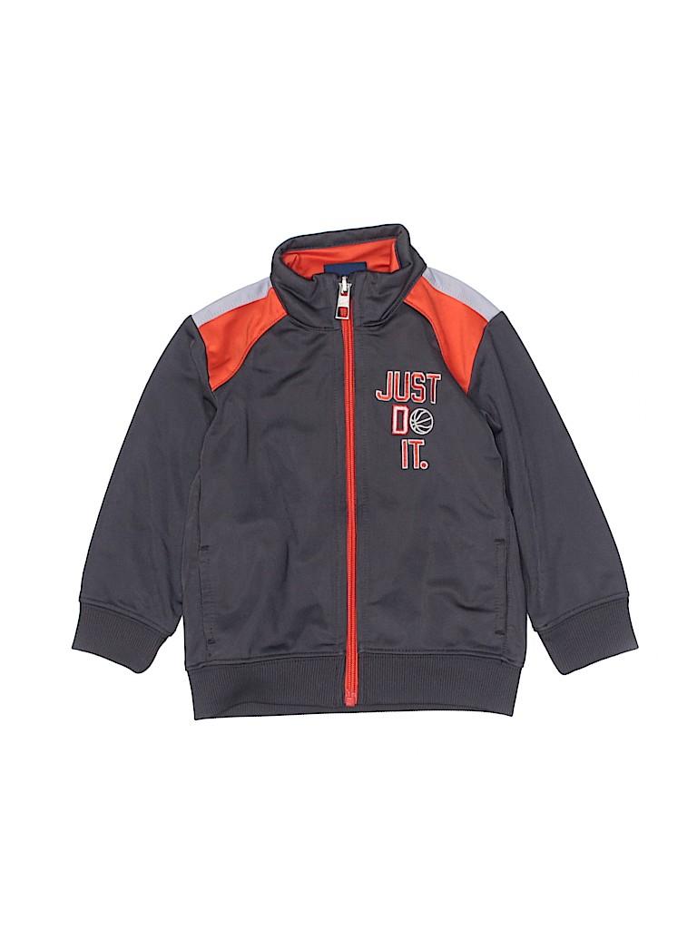 Nike Boys Track Jacket Size 12 mo