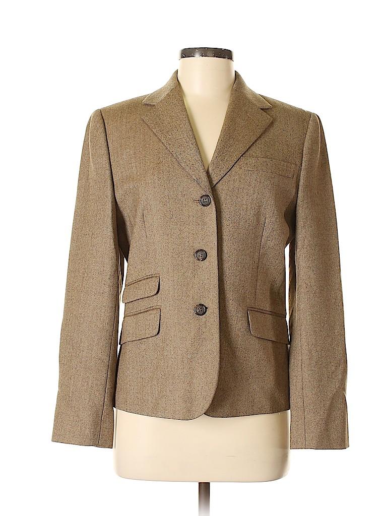 Brooks Brothers Women Wool Blazer Size 8