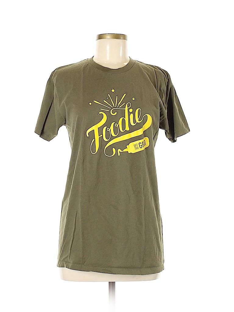 Alstyle Apparel & Activewear Women Short Sleeve T-Shirt Size M