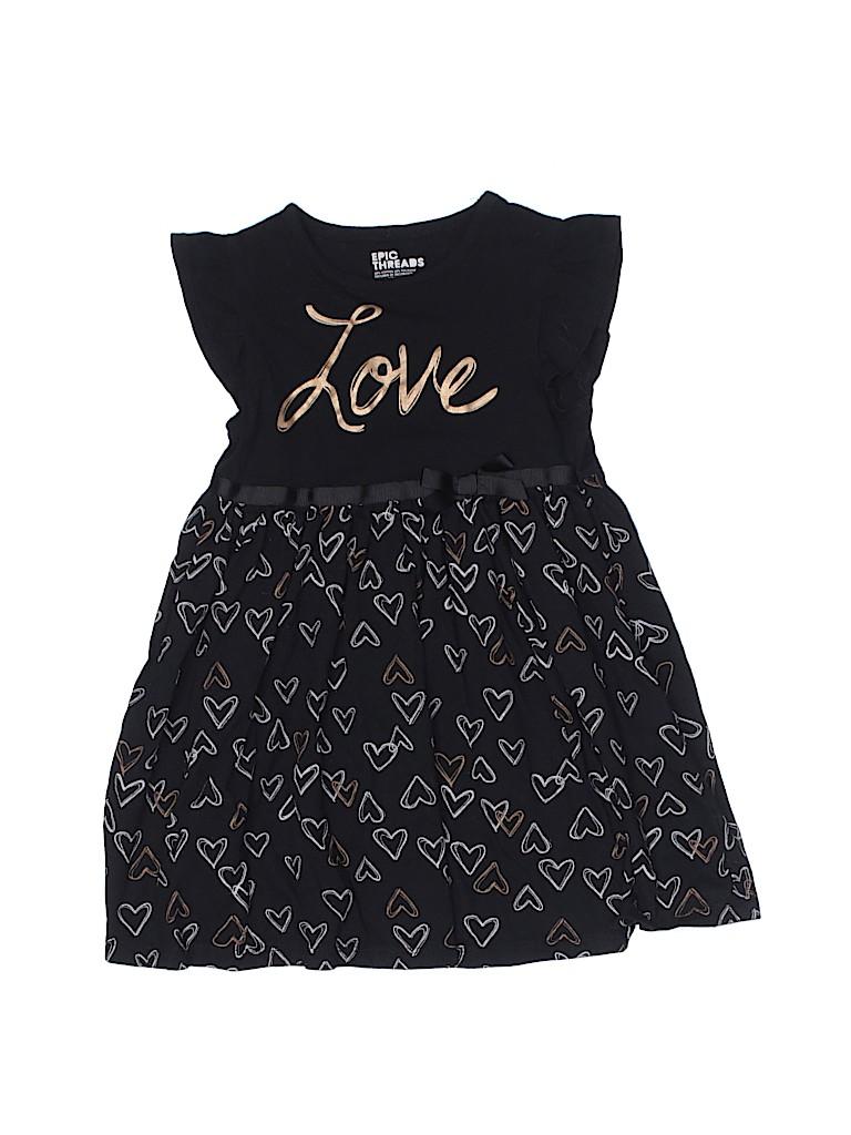 Epic Threads Girls Dress Size 4T