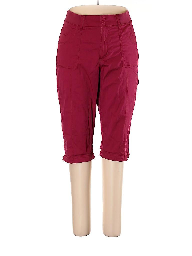 Lee Women Casual Pants Size 18 (Plus)