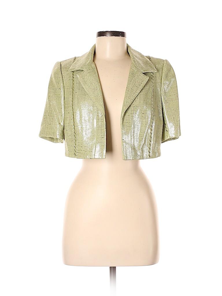 Carmen Marc Valvo Collection Women Blazer Size 8