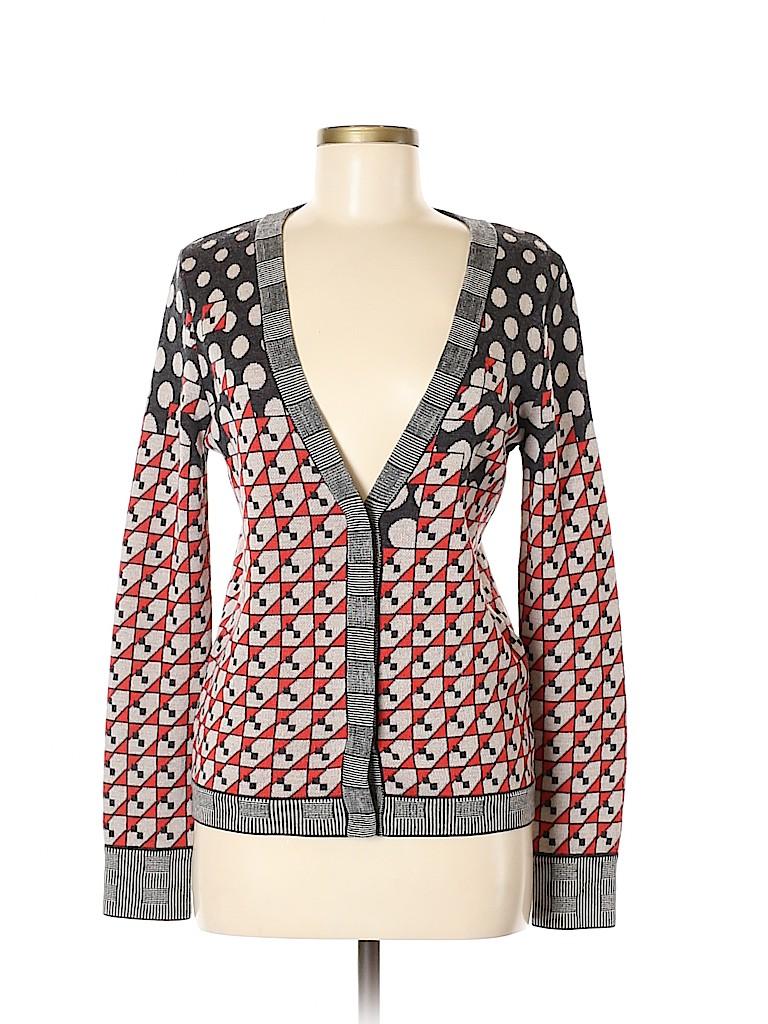 Zac Posen Women Cardigan Size M
