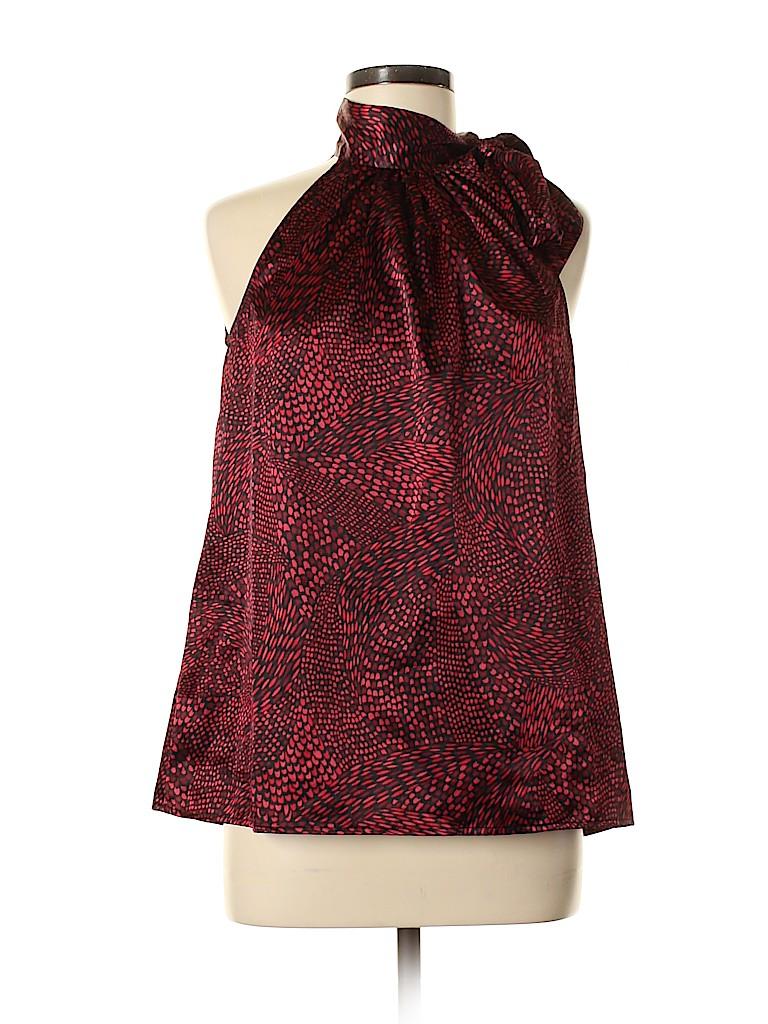 MICHAEL Michael Kors Women Sleeveless Blouse Size M