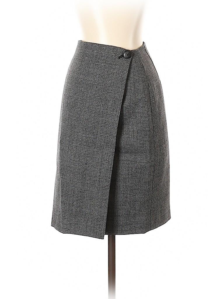 Courtenay Women Wool Skirt Size 4