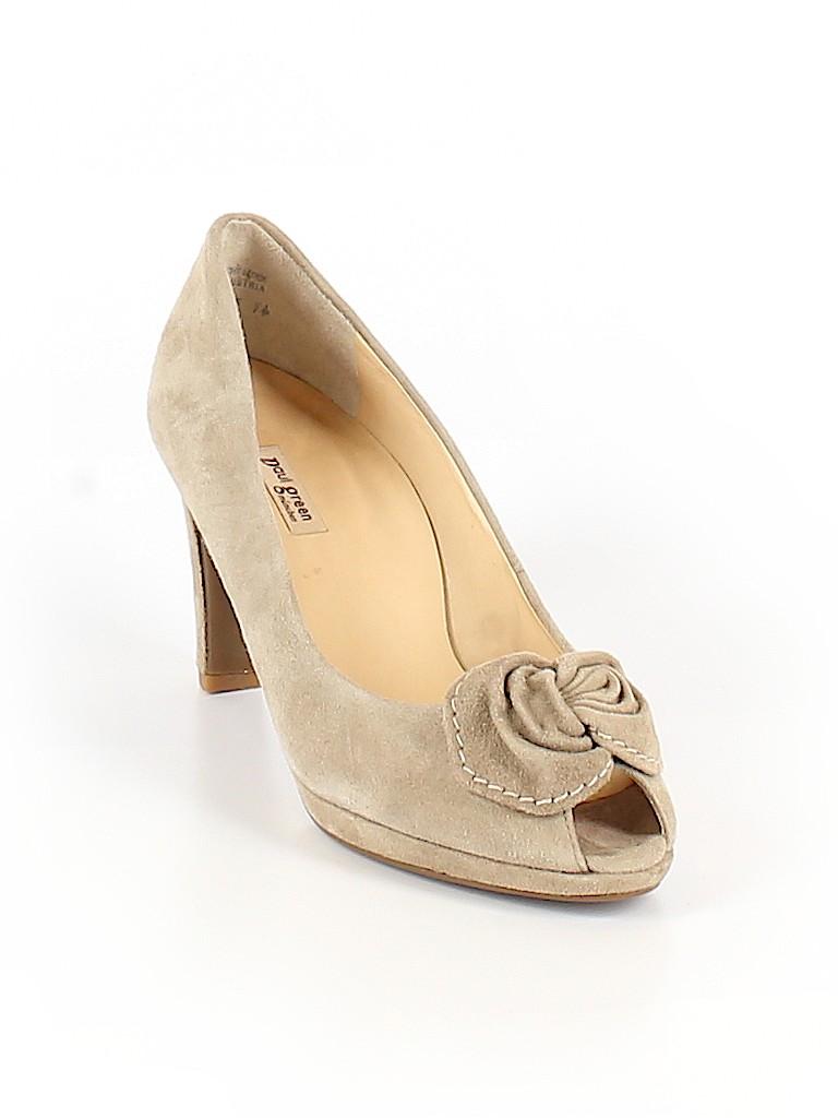 Paul Green Women Heels Size 8 1/2 (UK)