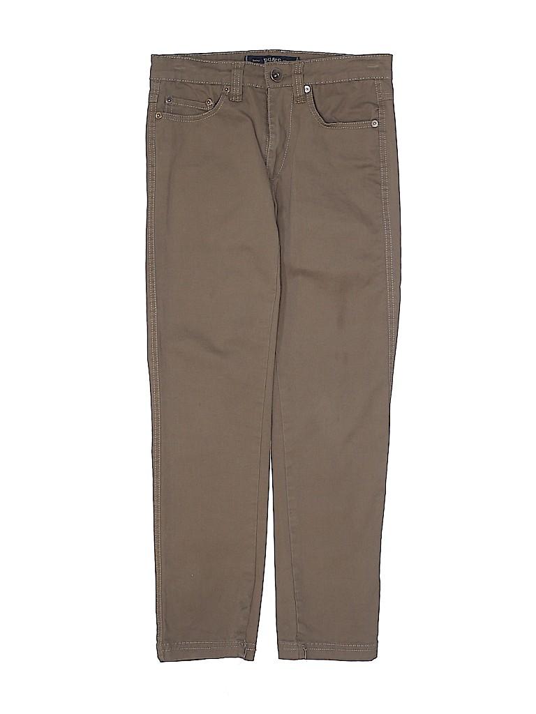 Pd&c Boys Khakis Size 8