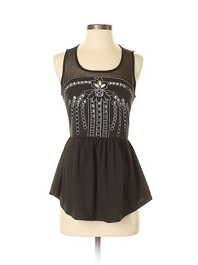 Sugarlips Women Sleeveless Blouse Size XS