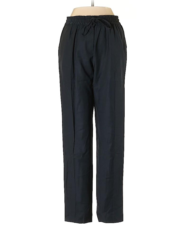Paul & Joe Women Wool Pants Size 36 (FR)