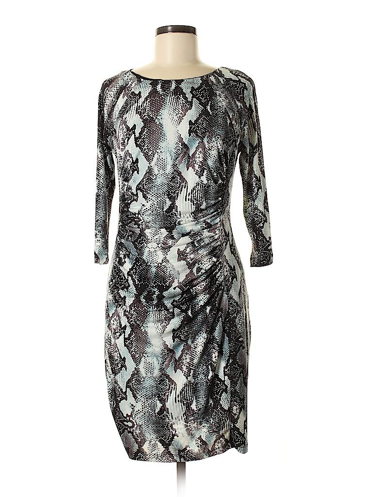 Jennifer Lopez Women Casual Dress Size M