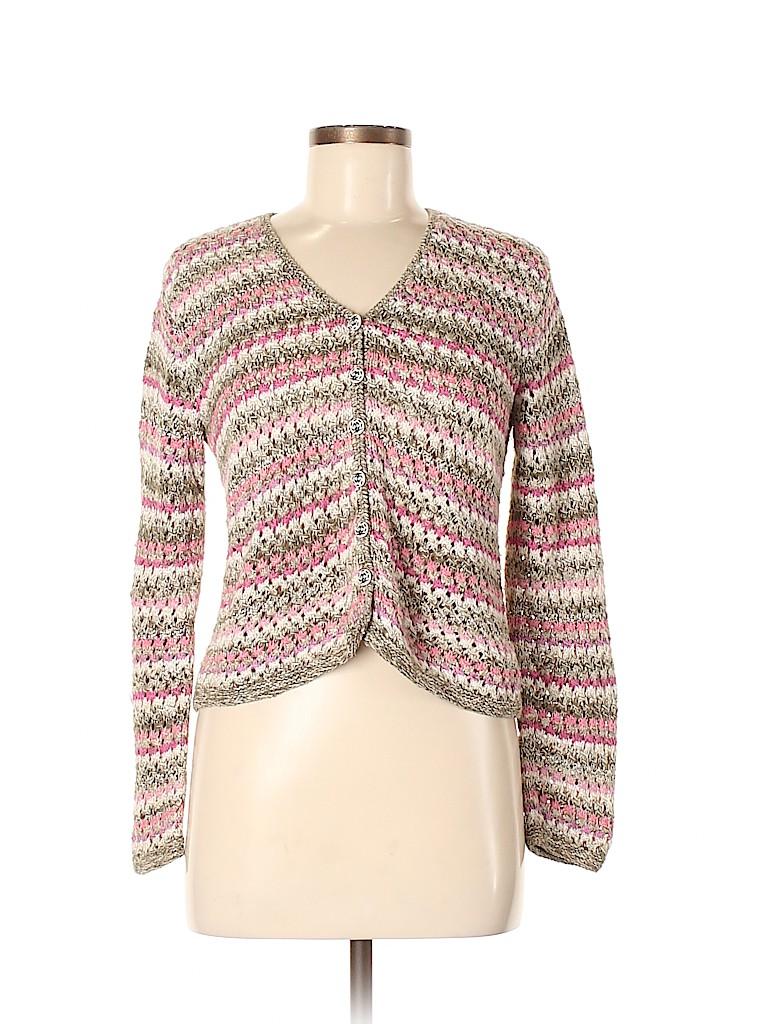 Sigrid Olsen Women Cardigan Size M