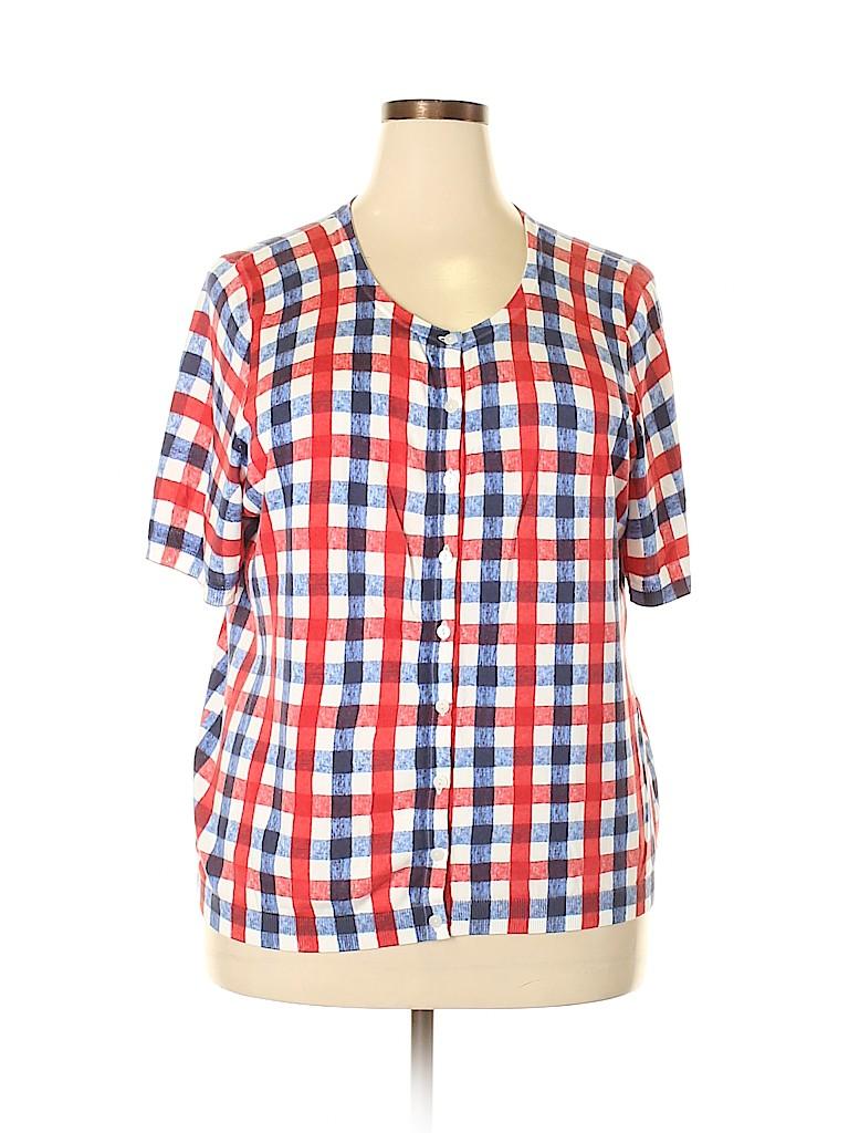 Talbots Women Cardigan Size 3XP (Plus)