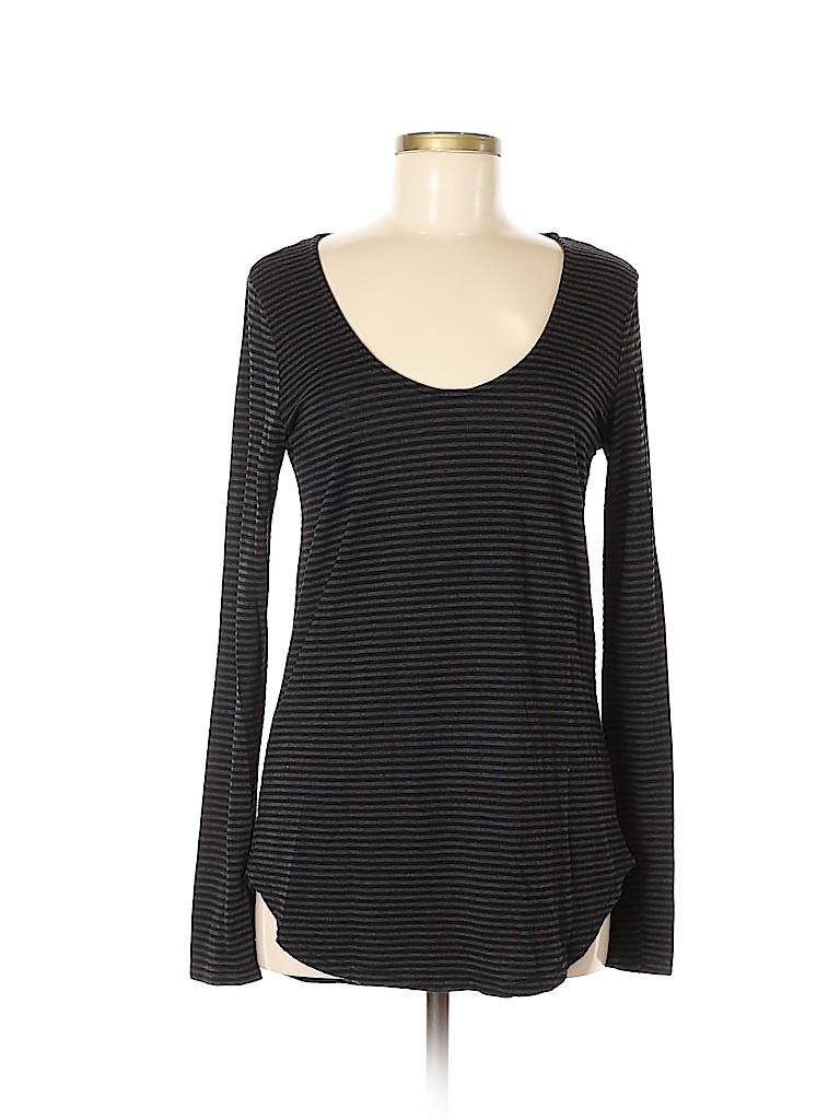 Michael Stars Women Long Sleeve T-Shirt Size Sm (0)