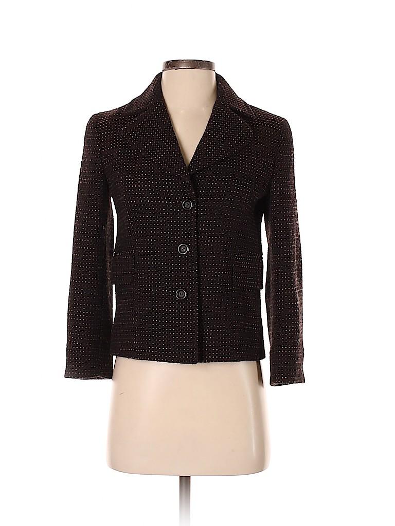 Valentino Roma Women Wool Blazer Size 4