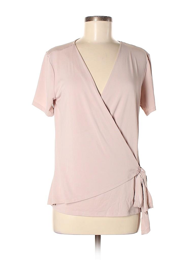 BP. Women Short Sleeve Top Size M
