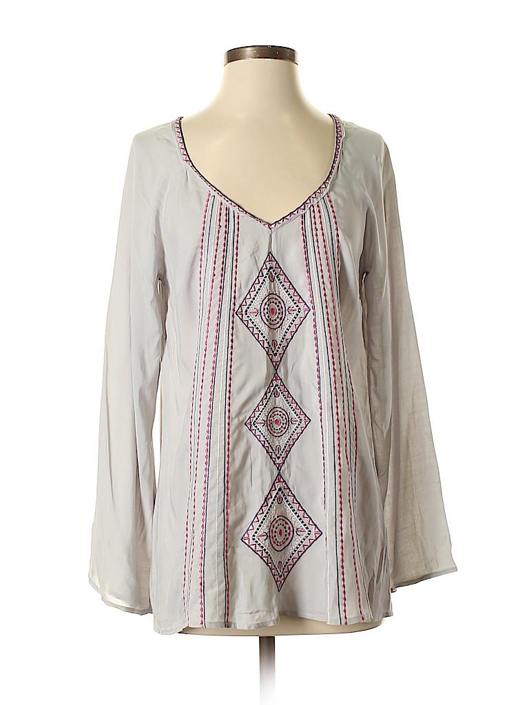 Love Stitch Women Long Sleeve Blouse Size S