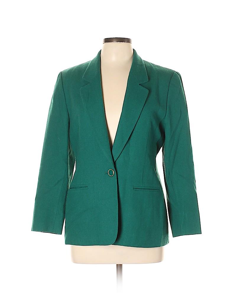 Pendleton Women Wool Blazer Size 12