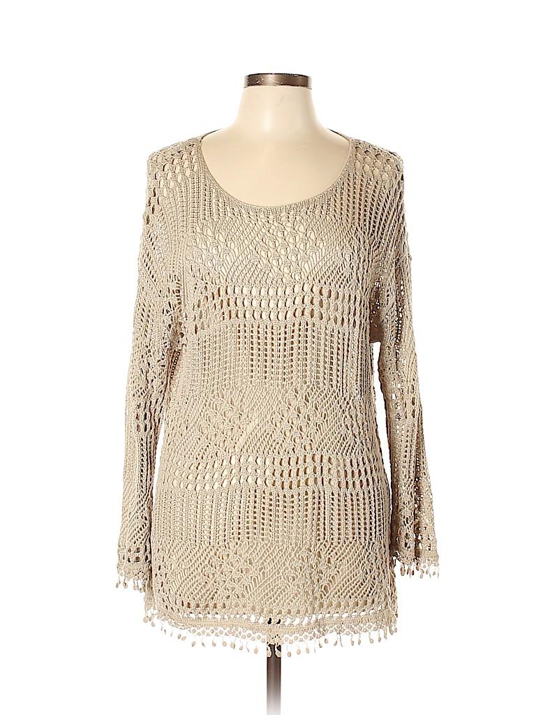 Hannah Women Pullover Sweater Size XL