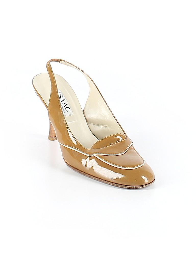 Isaac Mizrahi Women Heels Size 8 1/2