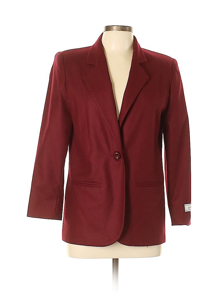 Sag Harbor Women Wool Blazer Size 6