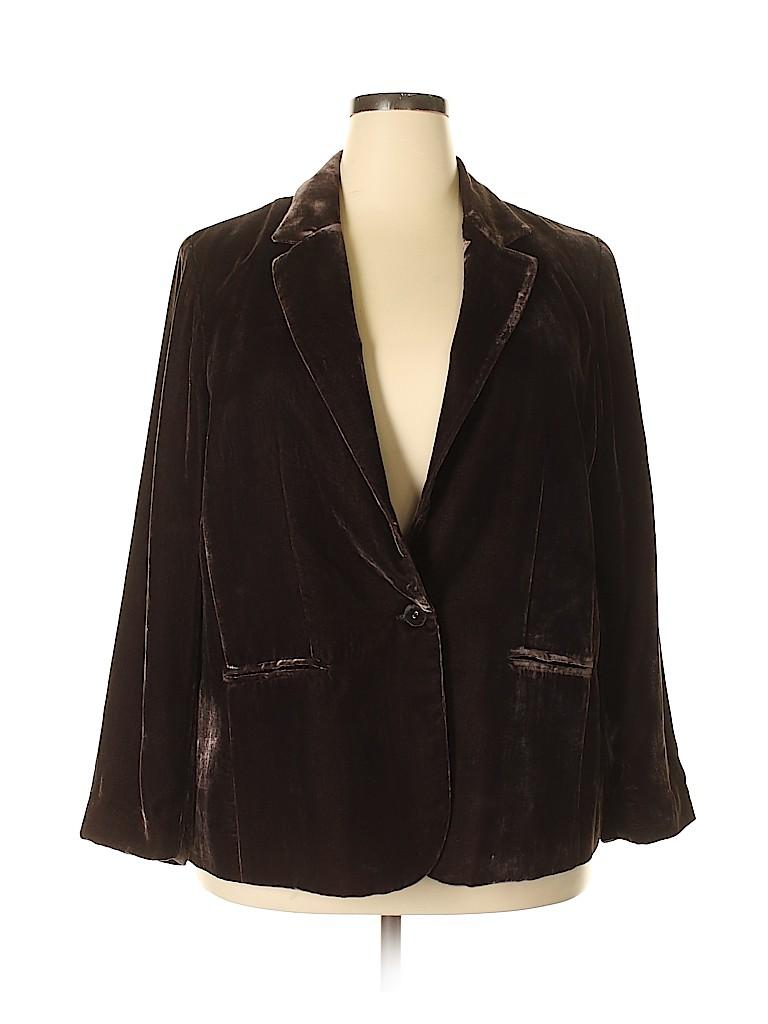 Avenue Women Blazer Size 18 - 20 Plus (Plus)