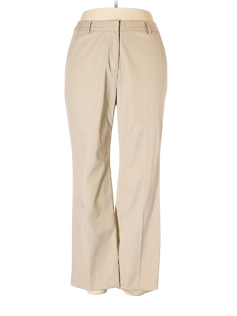 Talbots Women Khakis Size 14