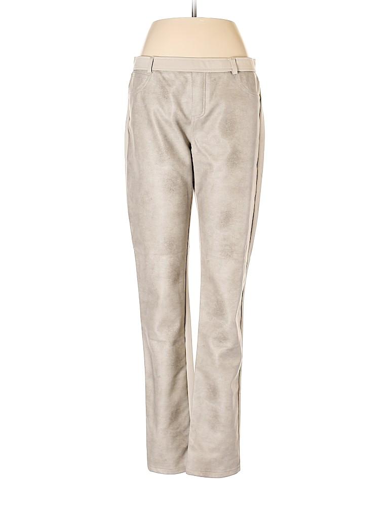 Tart Women Faux Leather Pants Size 8