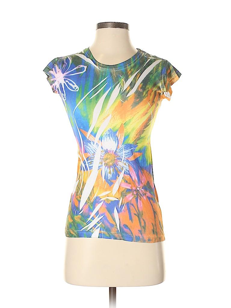 Nina Women Short Sleeve T-Shirt Size S