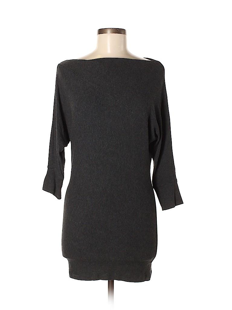 Bordeaux Women Pullover Sweater Size M