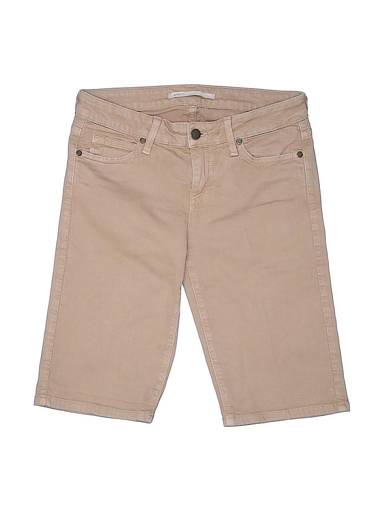 Vince. Women Denim Shorts 27 Waist