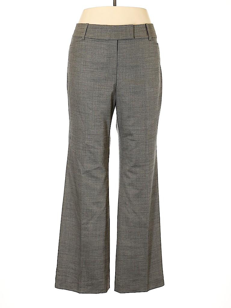 Ann Taylor Women Wool Pants Size 16