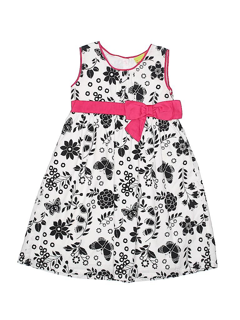 Penelope Mack Girls Dress Size 4T