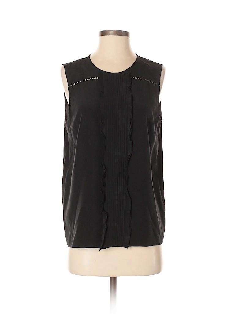 Kate Spade New York Women Sleeveless Silk Top Size 8