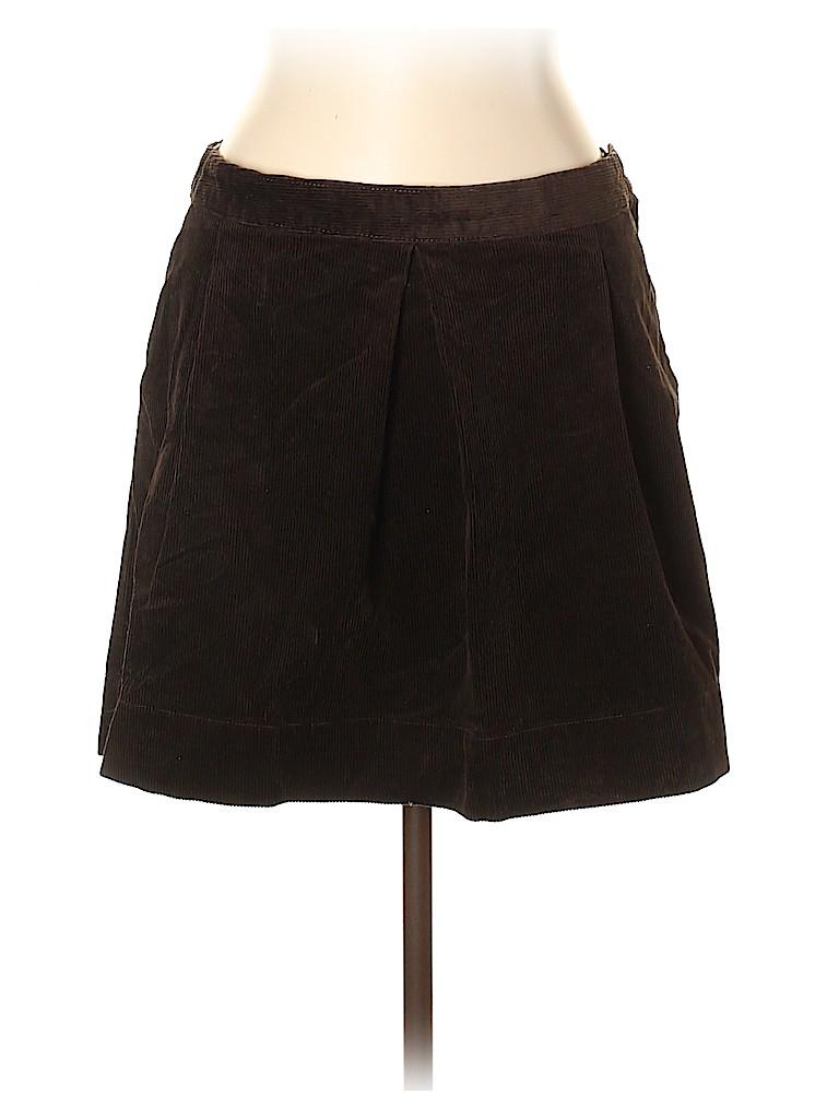 Lands' End Canvas Women Casual Skirt Size 14