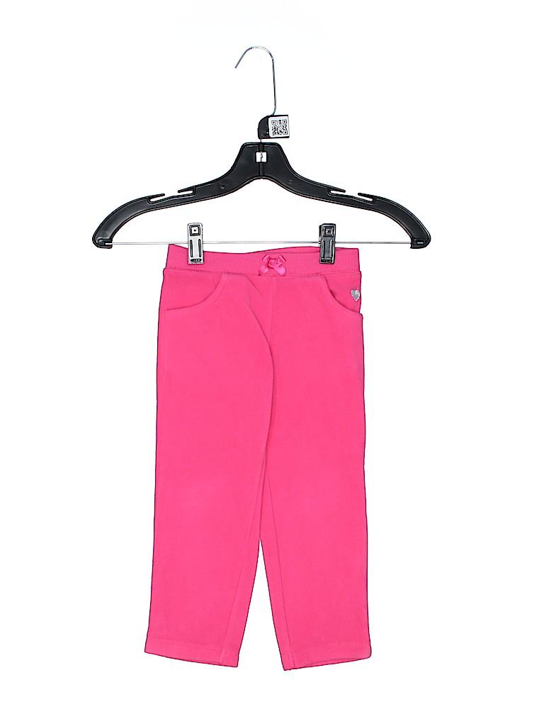 Carter's Girls Fleece Pants Size 3T