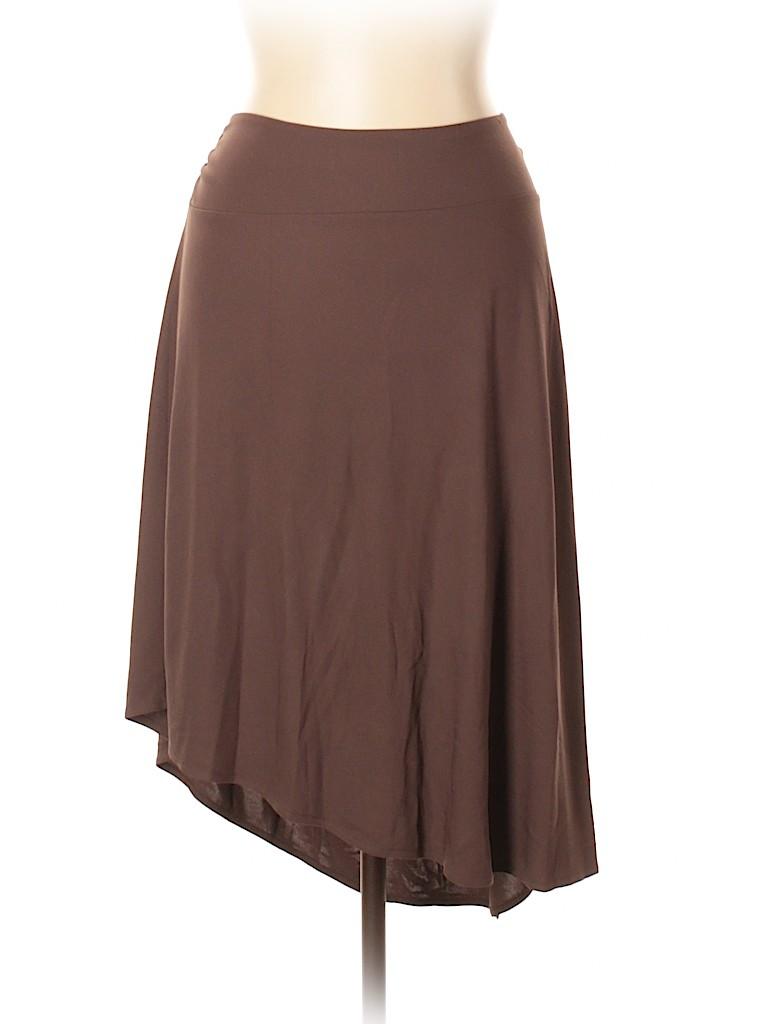 Nine & Company Women Casual Skirt Size L