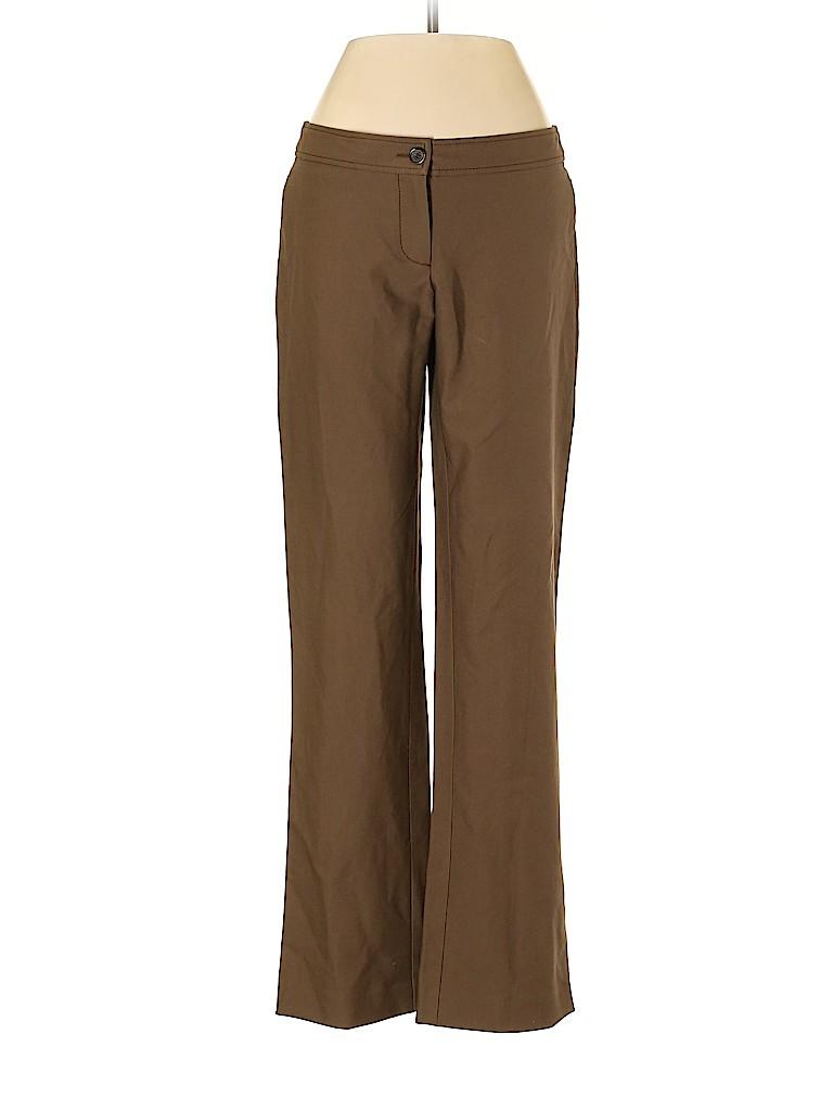 Rene Lezard Women Casual Pants 34 Waist