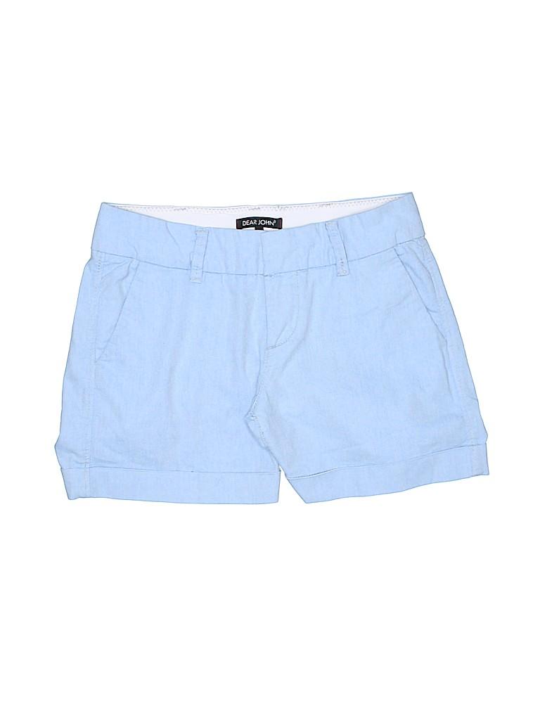 Dear John Women Dressy Shorts 25 Waist