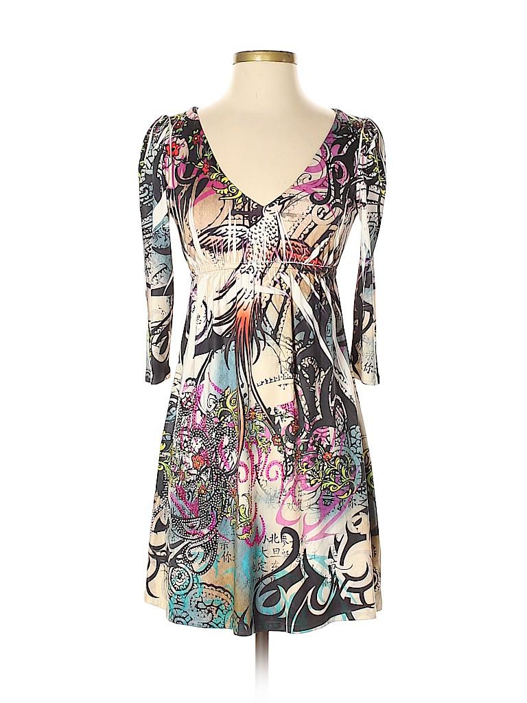 S-Twelve Women Casual Dress Size S
