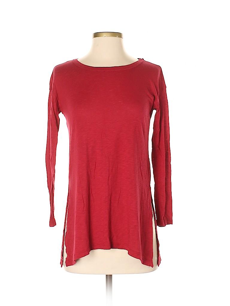 Splendid Women 3/4 Sleeve T-Shirt Size XS