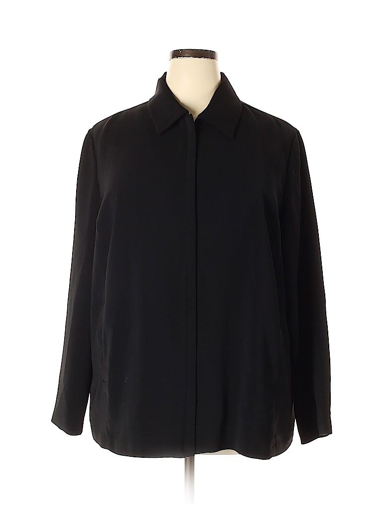 Avenue Women Jacket Size 20 (Plus)