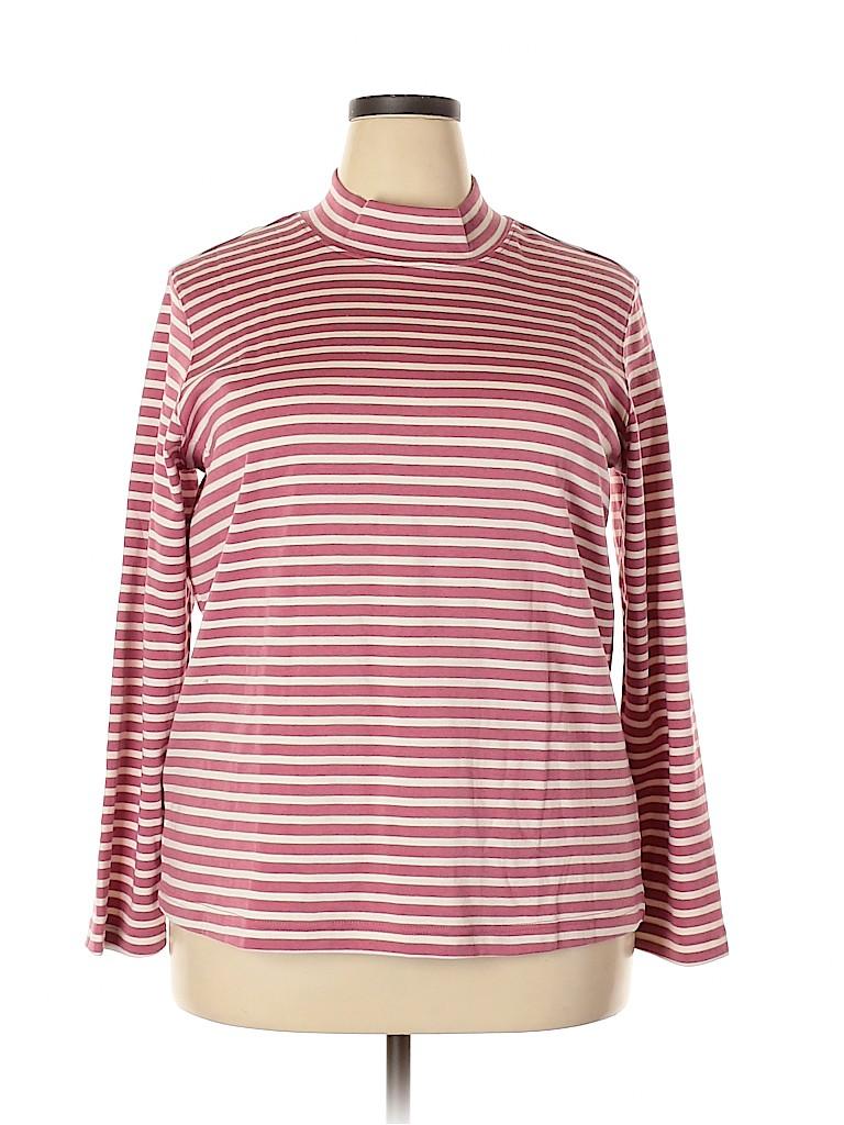 Blair Women Turtleneck Sweater Size XL