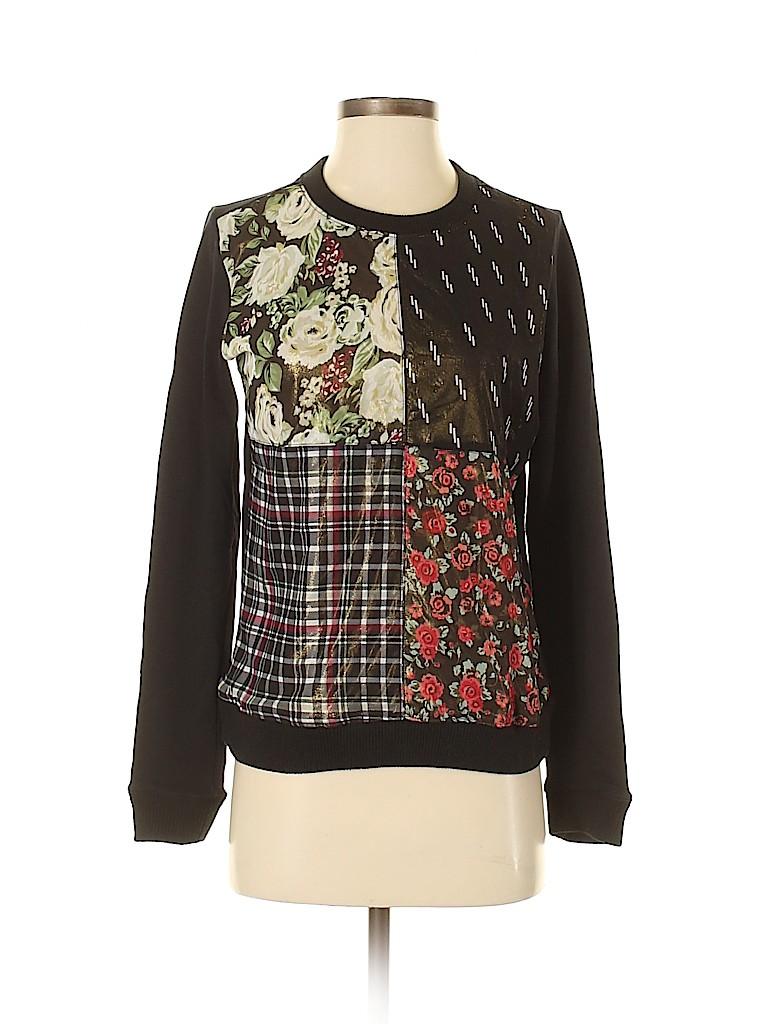 Sam Edelman Women Long Sleeve Blouse Size S