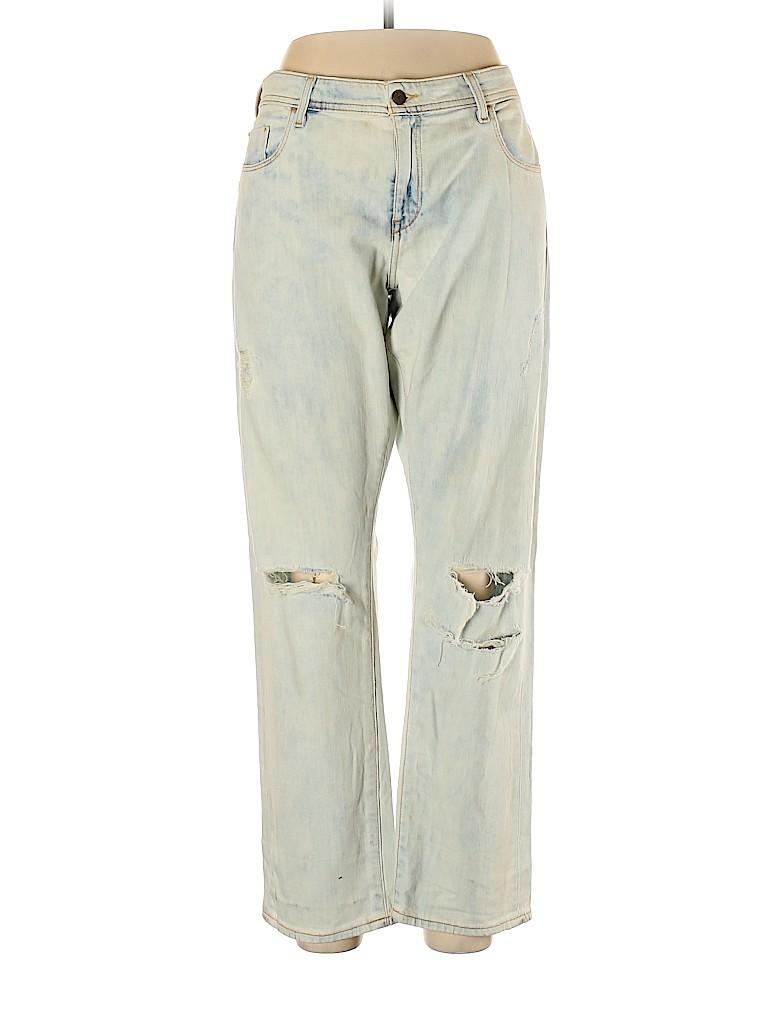 Pilcro and The Letterpress Women Jeans 32 Waist