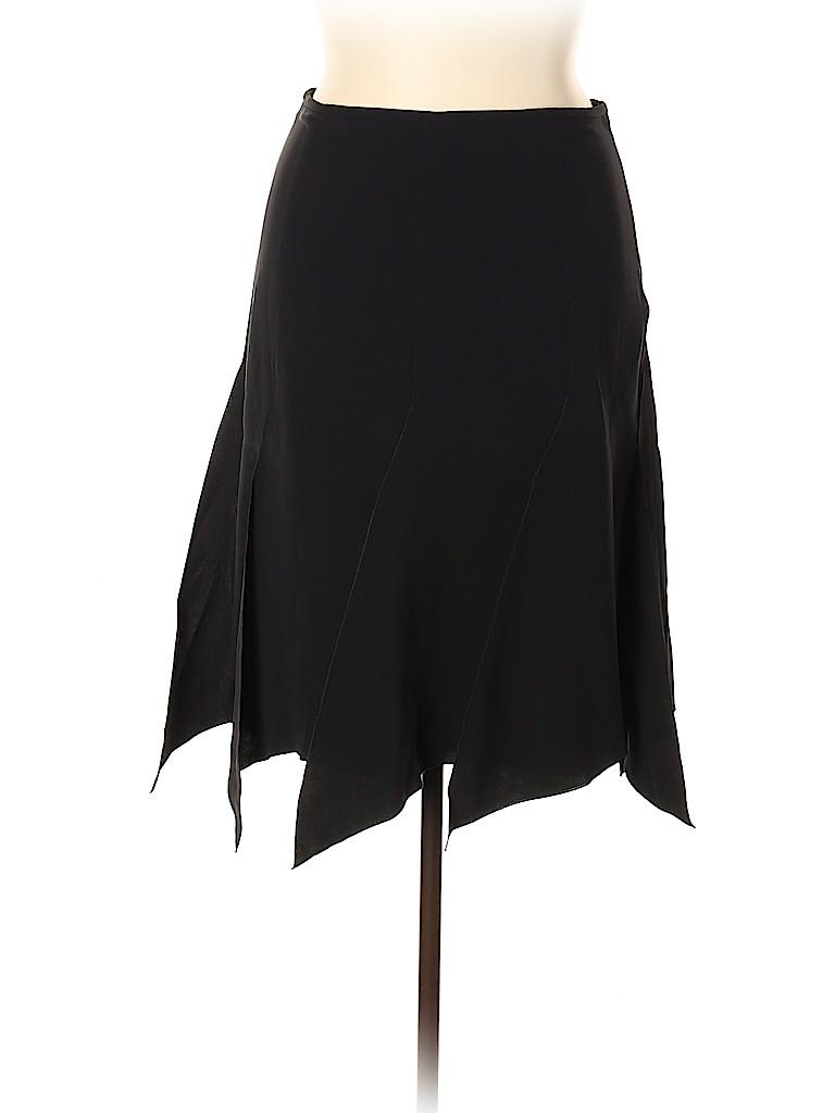 Armani Collezioni Women Silk Skirt Size 14