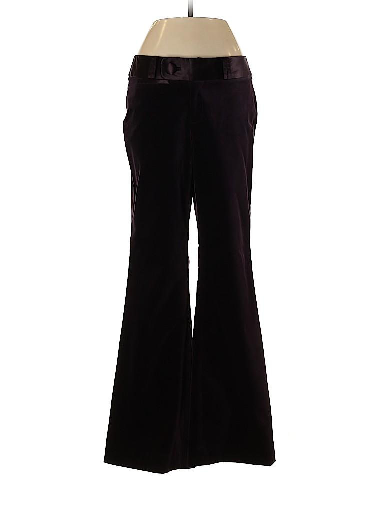 Banana Republic Women Velour Pants Size 2