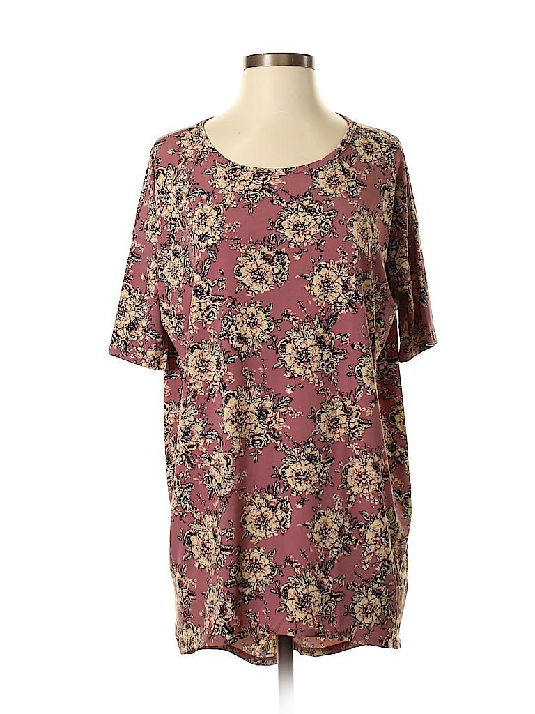 Lularoe Women Short Sleeve Top Size XXS